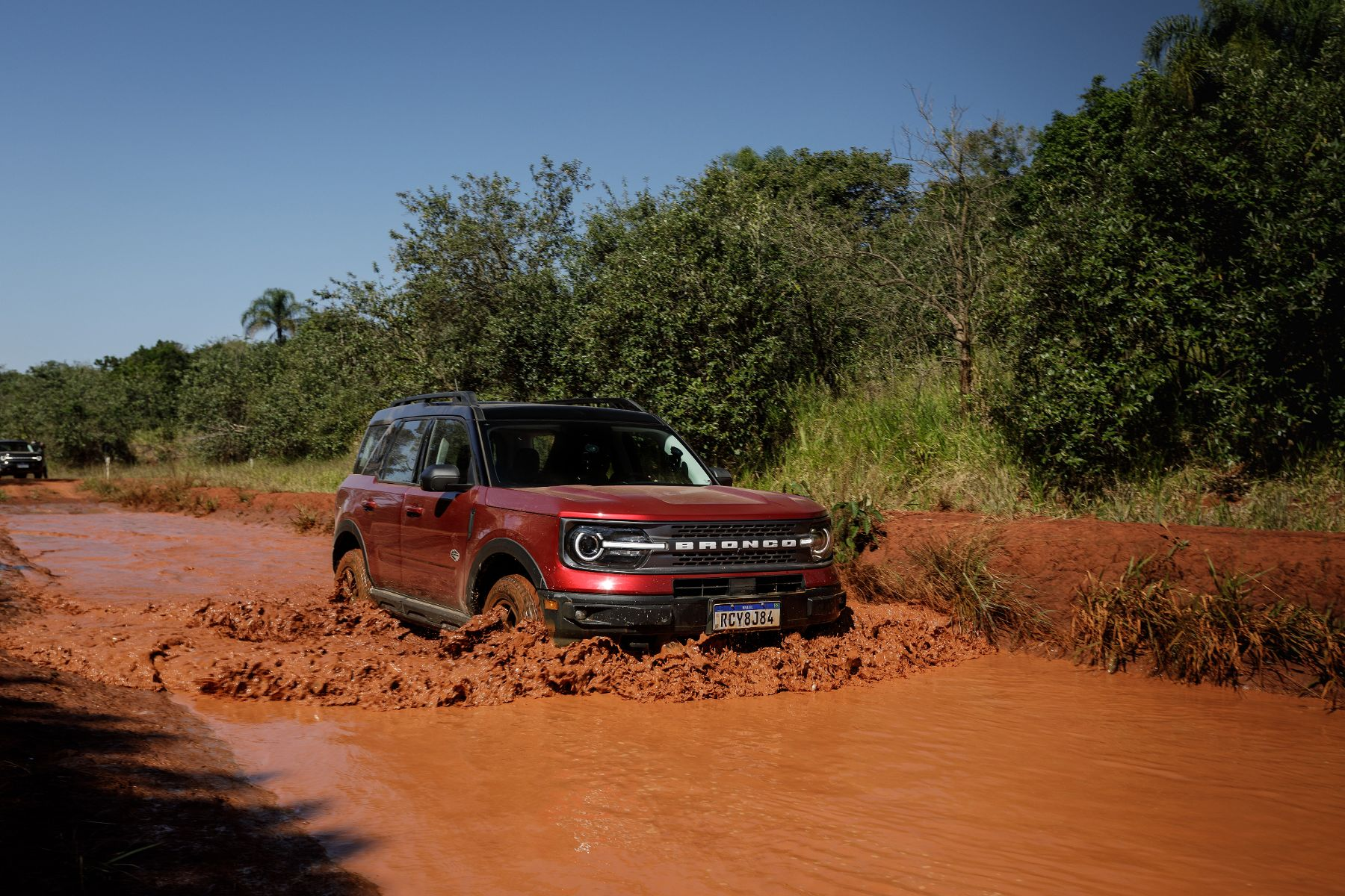 ford bronco sport off road 24