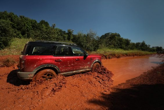 ford bronco sport off road 25