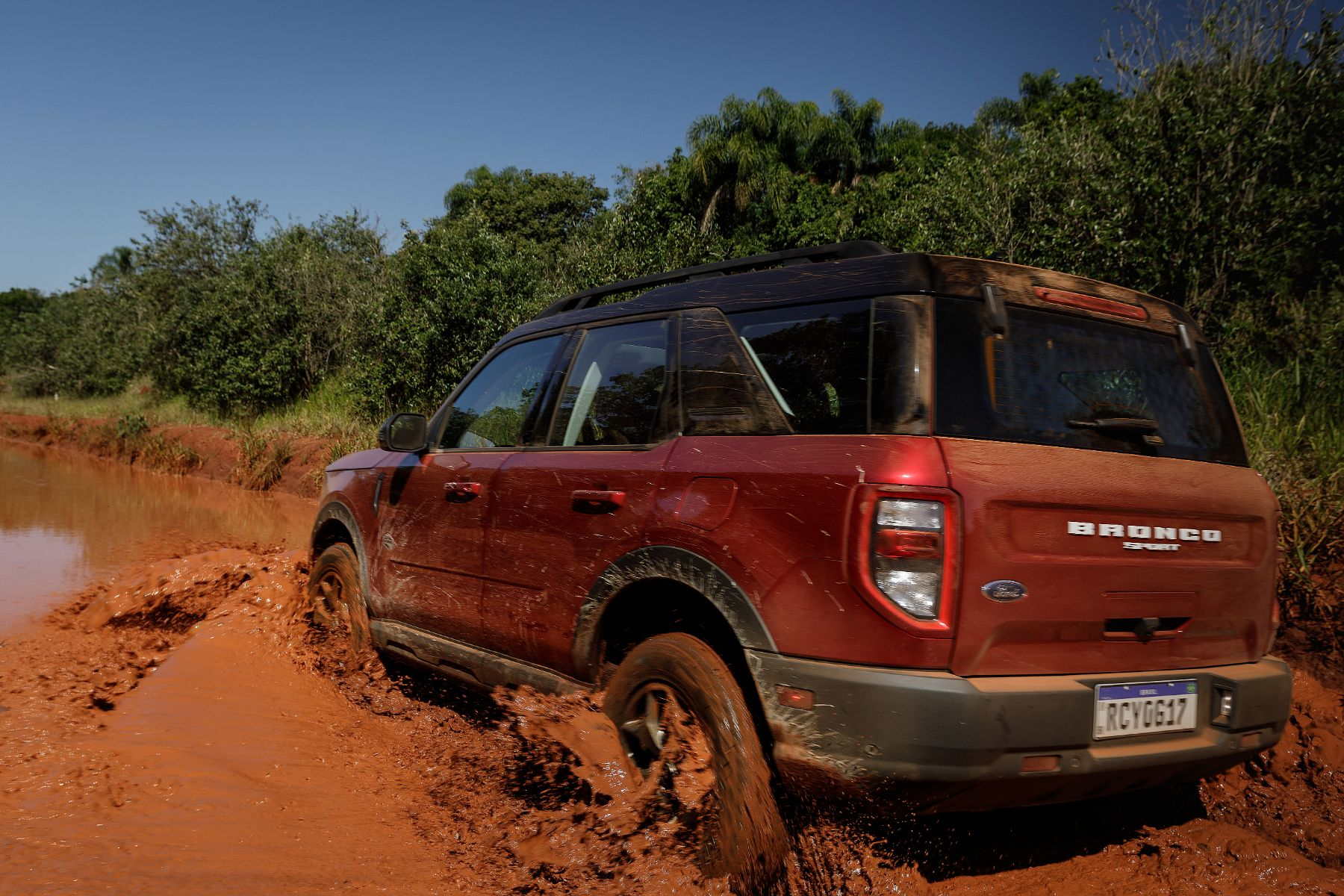 ford bronco sport off road 26