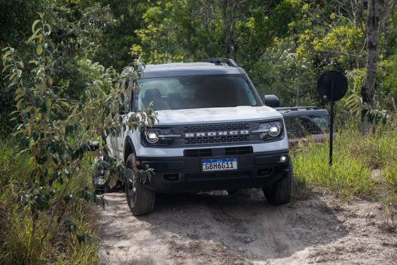 ford bronco sport off road 31