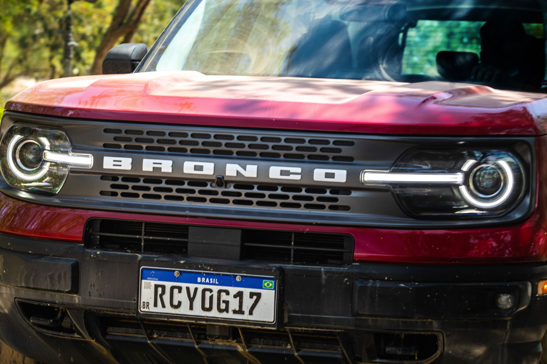 ford bronco sport off road 38