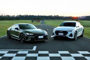Audi abre pré-venda para o RS e-tron GT; veja preço e tecnologias