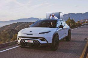 Papamóvel do futuro vai ser SUV 'reciclado' e com motor 100% elétrico