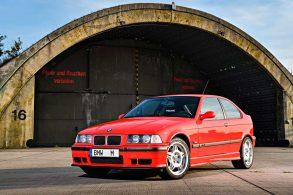 BMW revela o protótipo M3 Compact escondido desde 1996