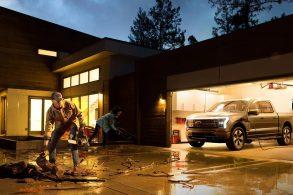 Ford F-150 elétrica pode fornecer três dias de energia para sua casa