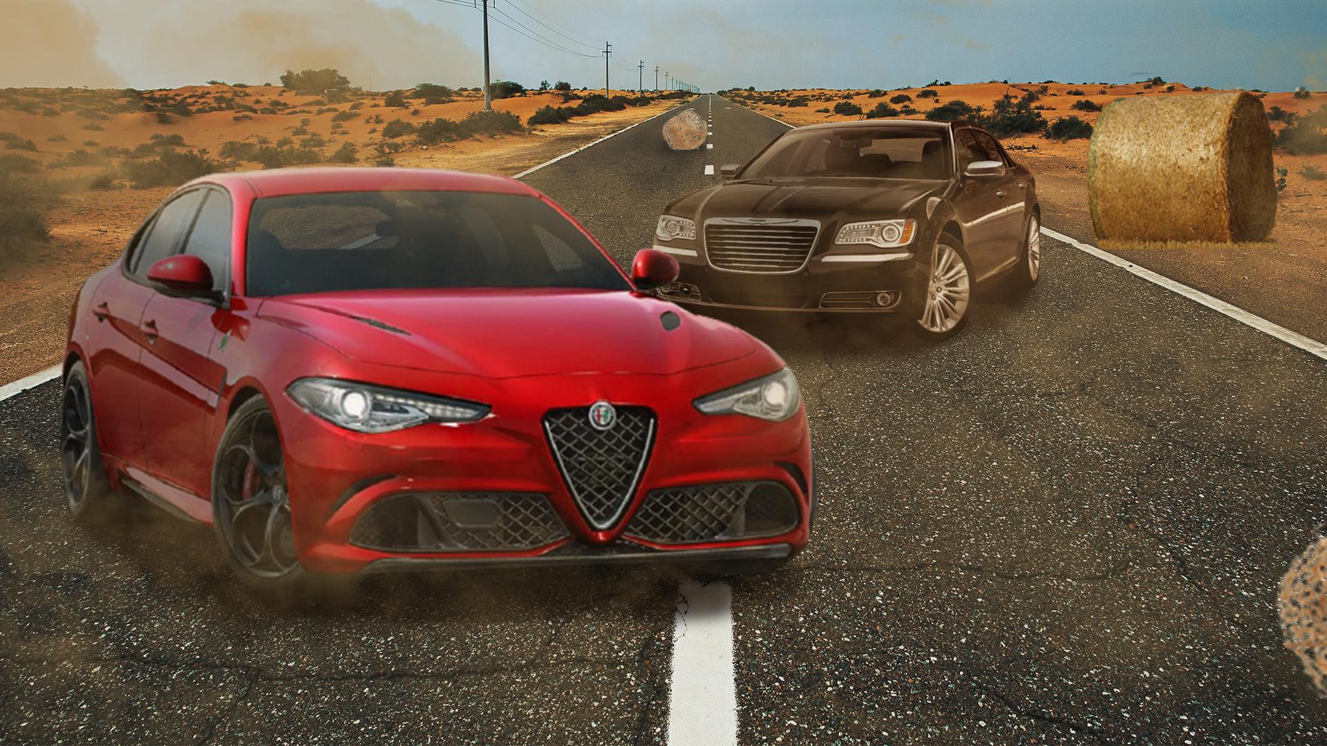 Alfa Romeo e Chrtsler, montadoras pertencentes à Stellantis, podem estar próximas do fim.