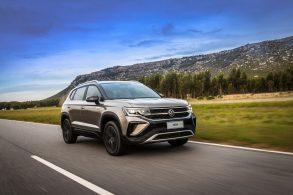 VW Taos desafia Jeep Compass e promete incomodar