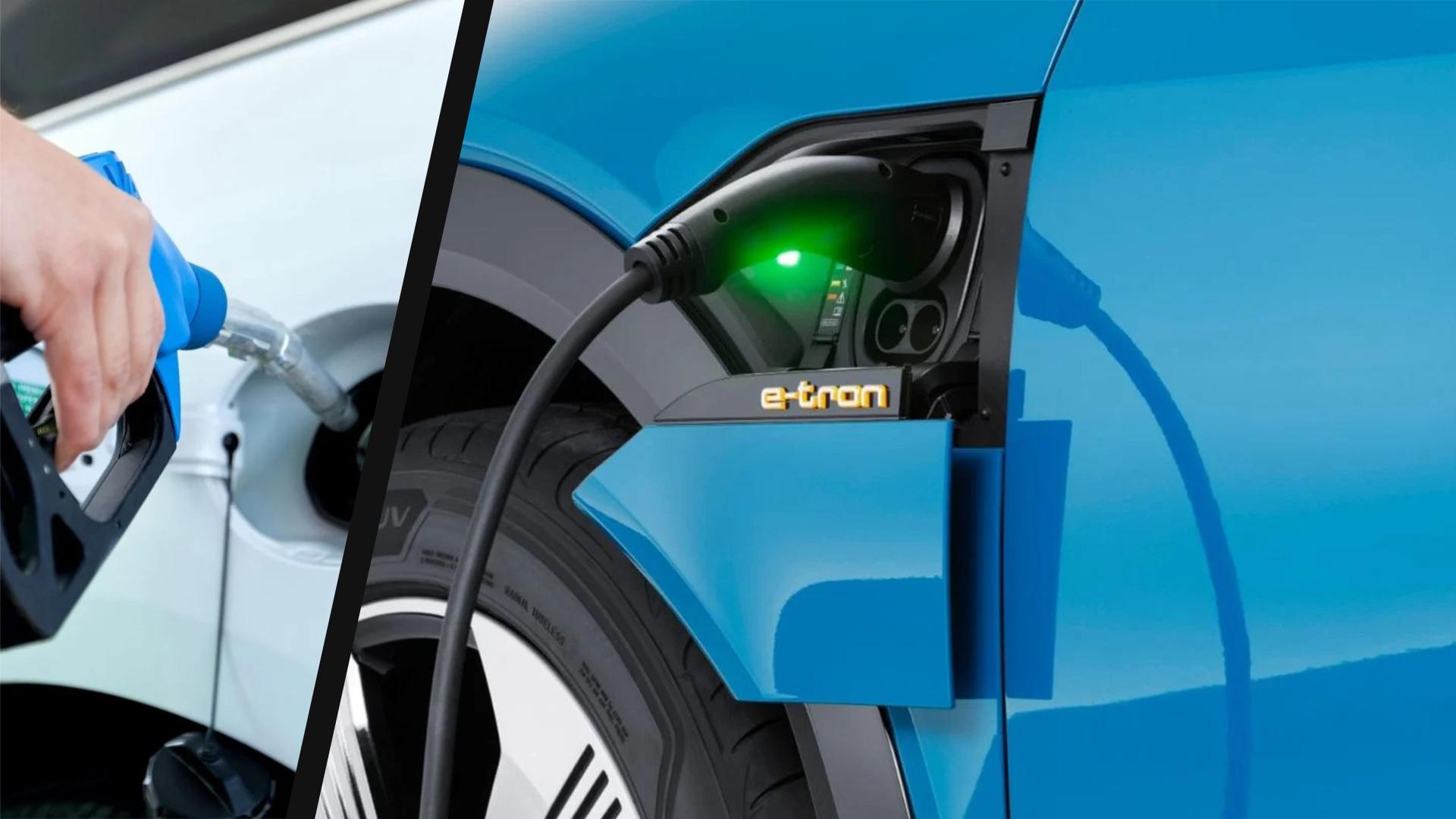 Veículo elétrico é mais econômico em relação ao de motor a combustão