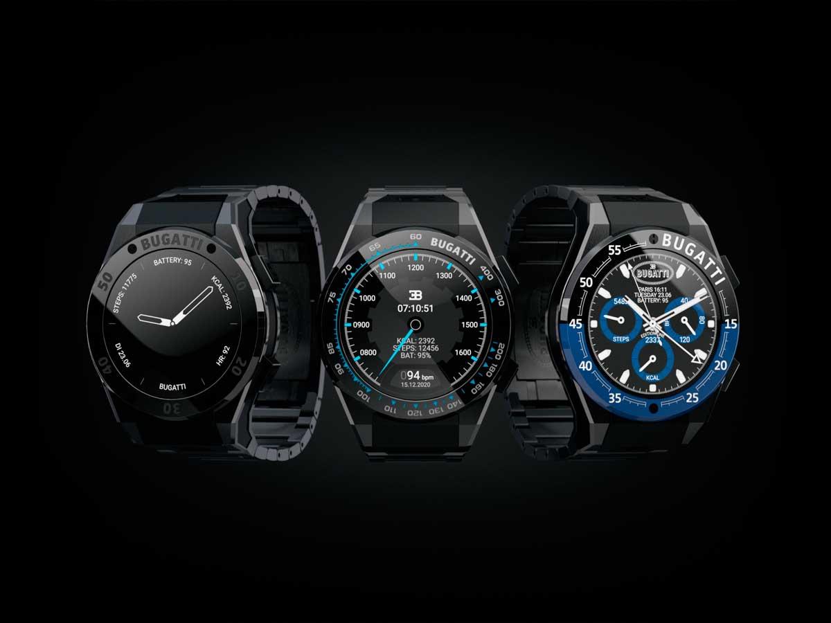 smartwatch bugatti 1