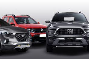 Nova Toro: a Fiat não perde por esperar...