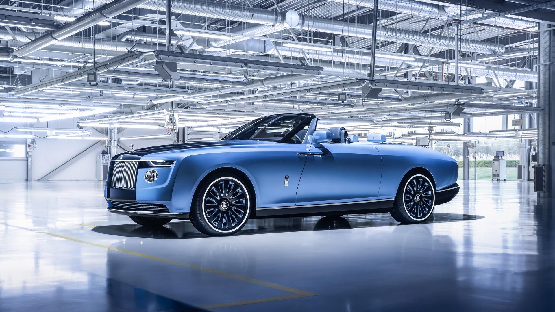 O Rolls Royce mais caro do mundo, um dos modelos pertence aos músicos Jay-z e Beyoncé