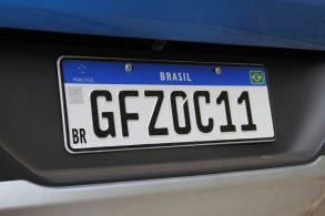 Placa Mercosul: tabela é pi-ca-re-ta-gem