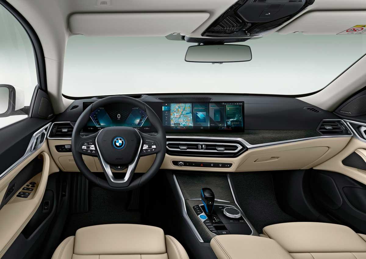 bmw i4 edrive40 interior 1