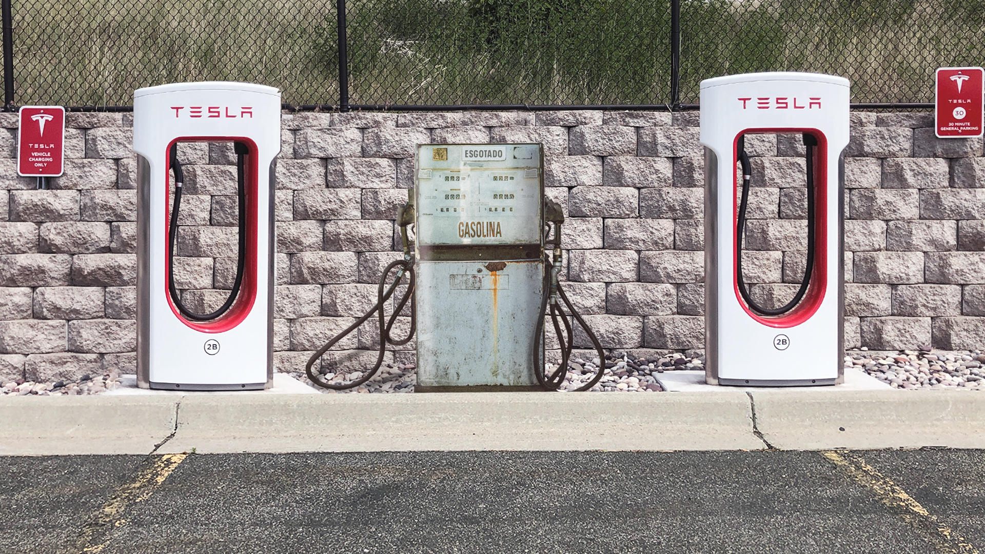 Quais seriam as opções além da gasolina?