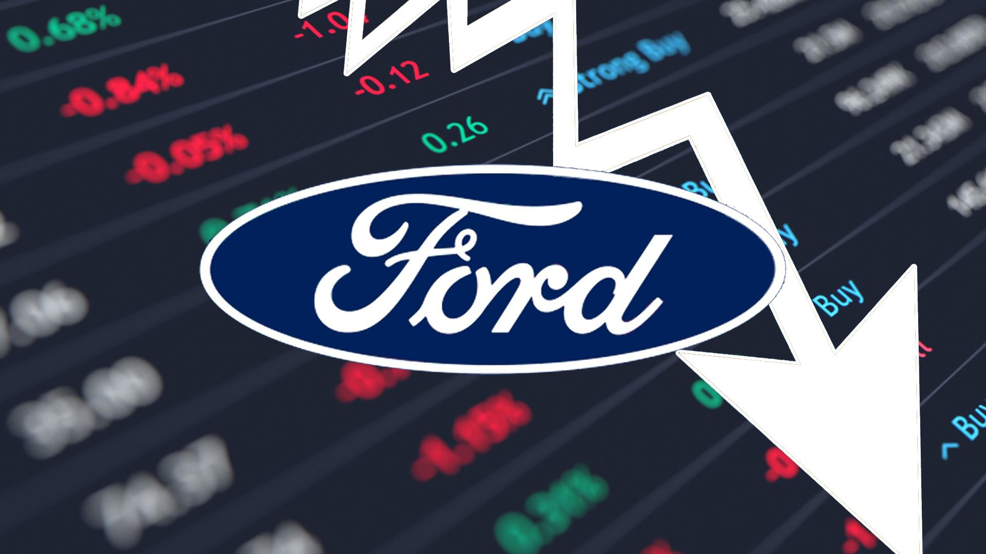 Fábrica da Ford no Brasil tinha prejuízo milionários por dia