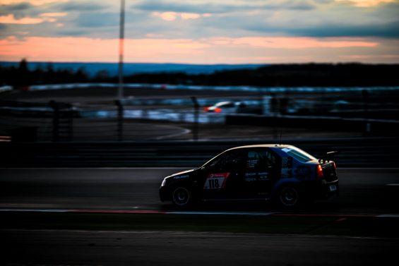 dacia logan nurburgring 4