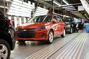 Chevrolet e outras podem decair ainda mais com falta de semicondutores