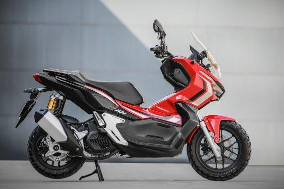 scooter honda adv 150 impressoes 7