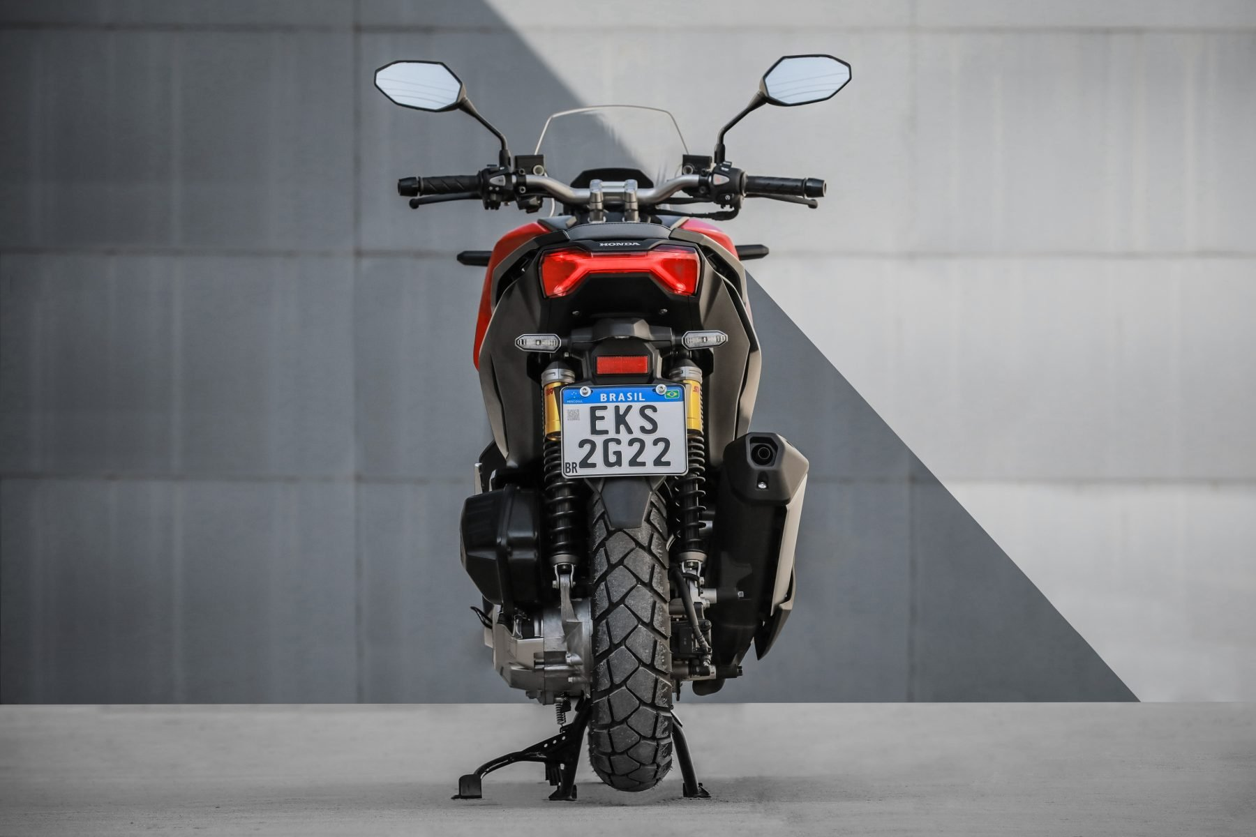 scooter honda adv 150 impressoes 9