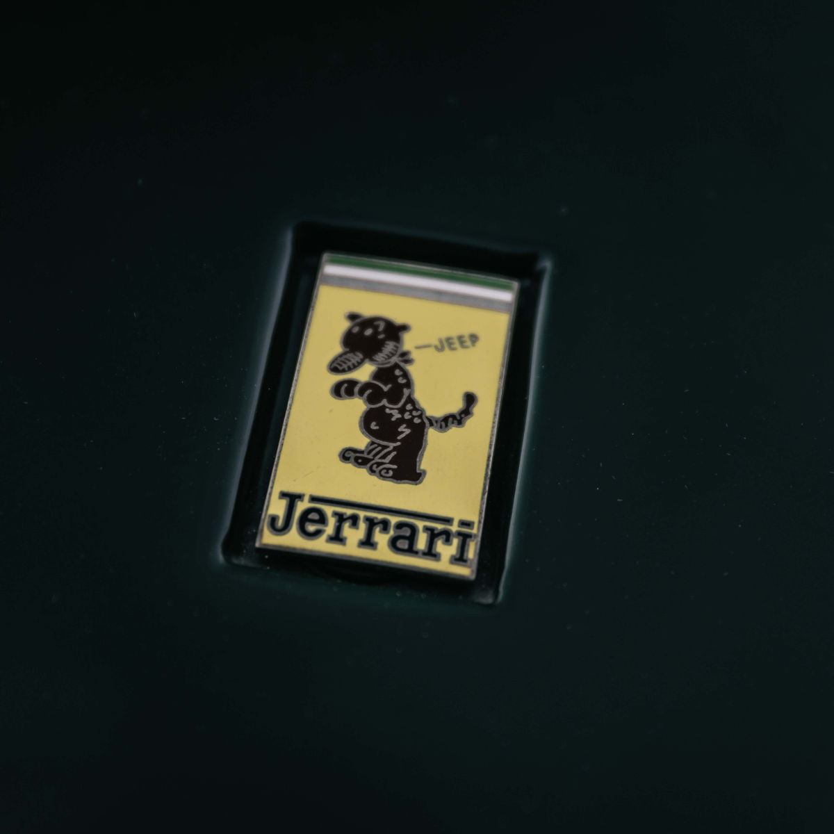 jerrari jeep motor ferrari 6