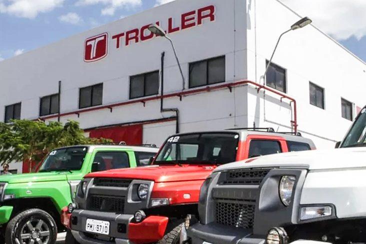 Ford busca candidatos para fábrica da Troller no Brasil