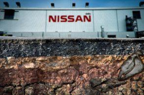 Nissan em Barcelona: caveira de burro