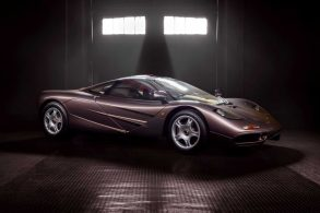 O McLaren F1 menos rodado do mundo será leiloado em Pebble Beach