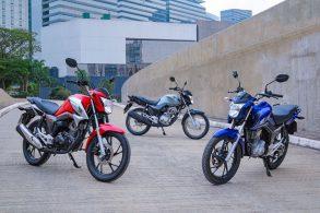 Com 45 anos, Honda CG chega à linha 2022 com mudanças discretas