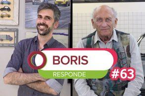Boris Responde #63 | WD-40 tira borra de óleo? Troca do câmbio automatizado pelo manual
