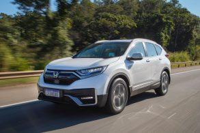 [Impressões] Ênfase do Honda CR-V 2021 está no auxílio à condução