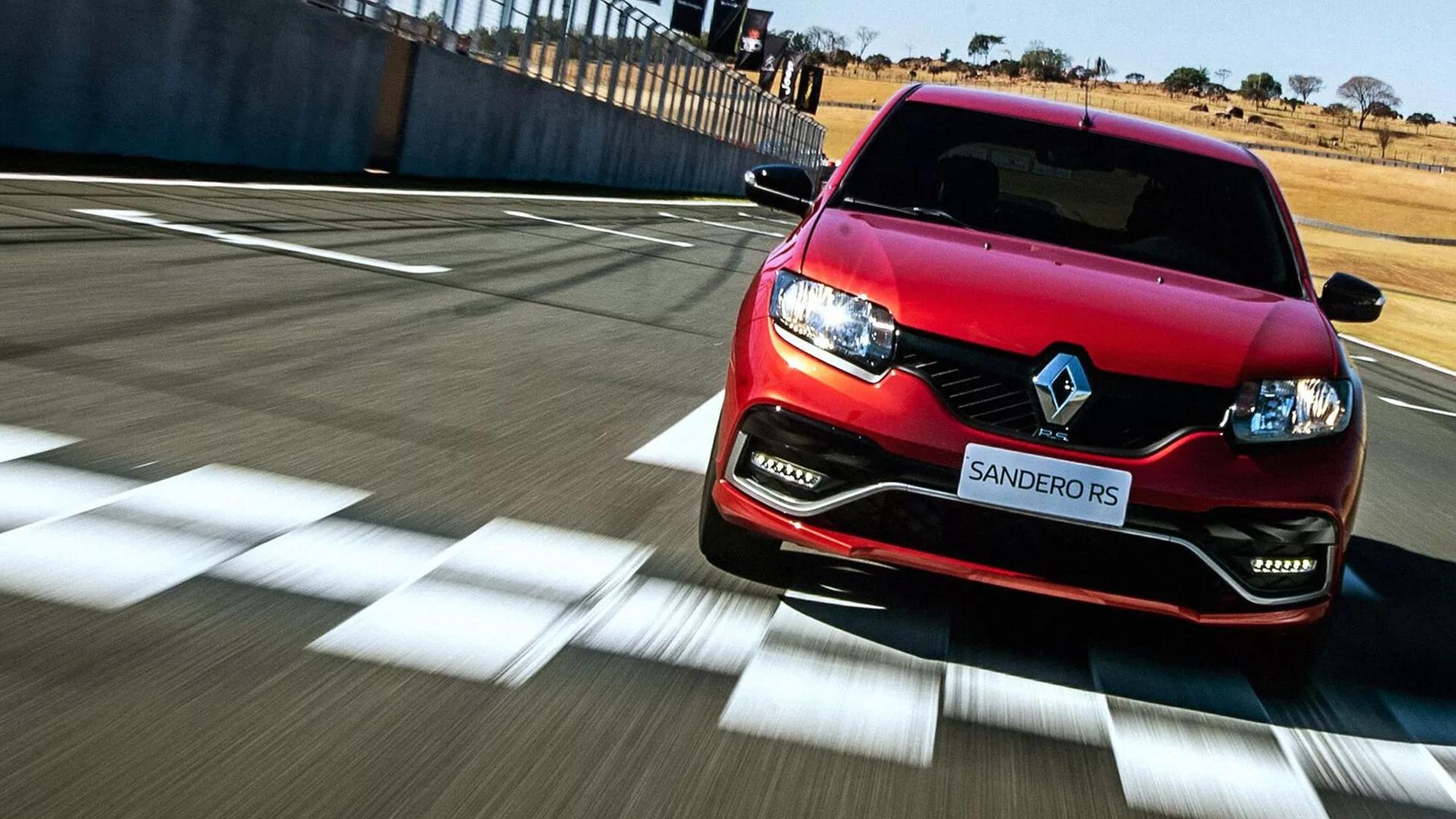 Renault Sandero RS é um esportivo de verdade e tem preço acessível