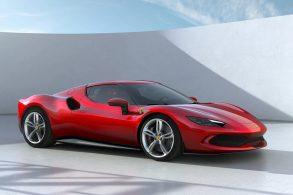Ferrari 296 GTB é novo modelo híbrido da marca italiana