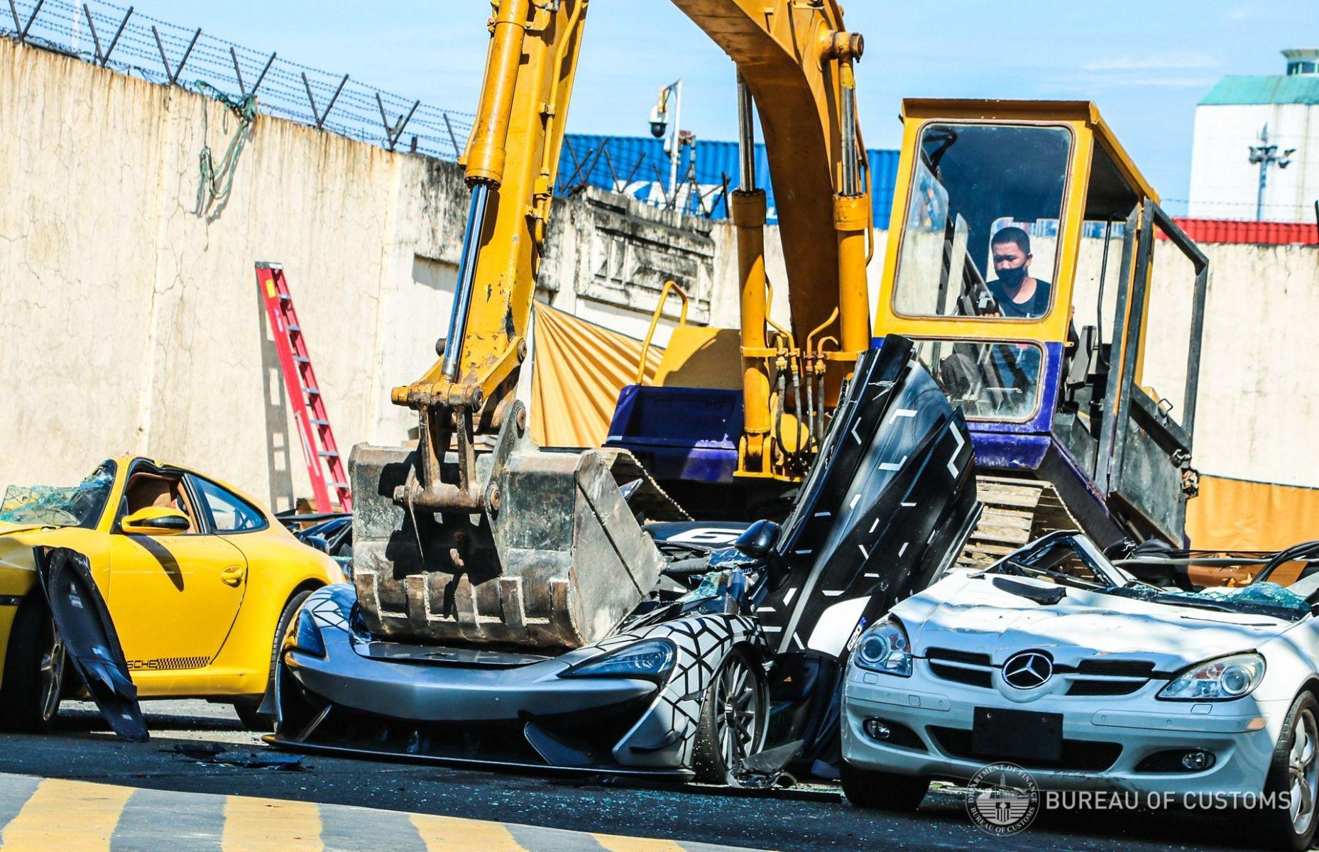 carros importados ilegalmente filipinas2