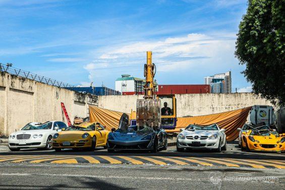 carros importados ilegalmente filipinas3