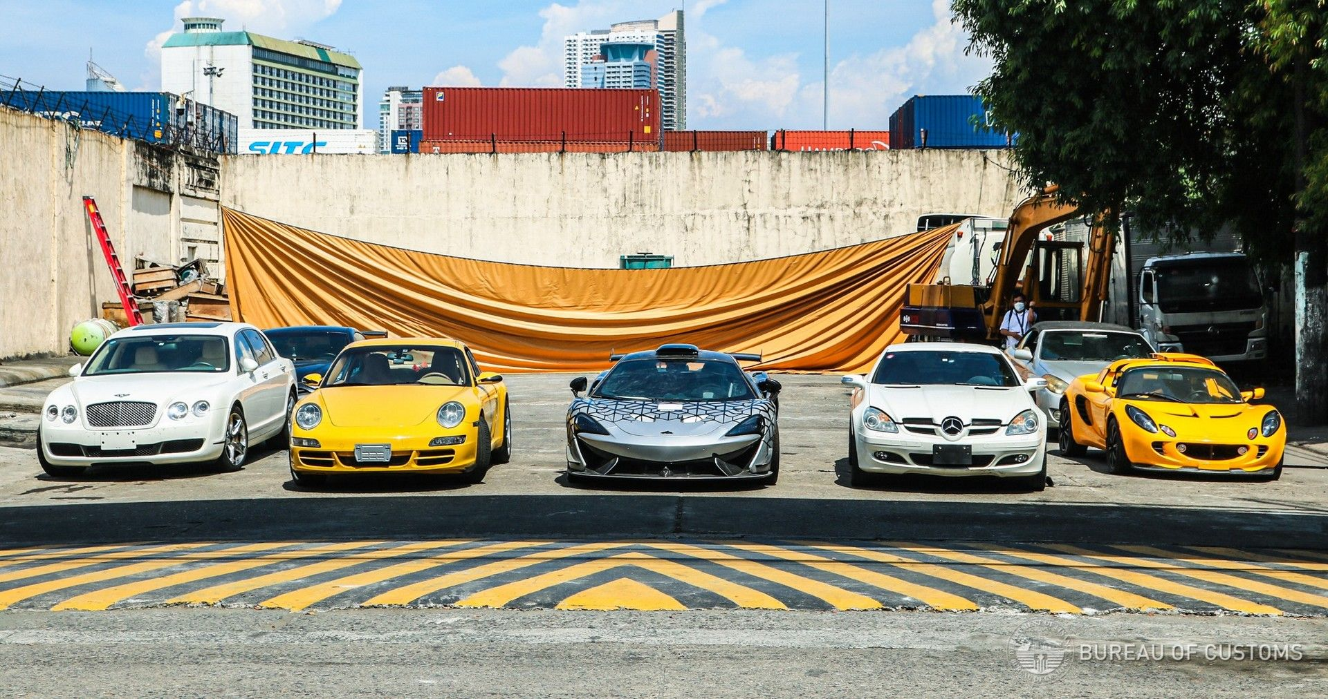 carros importados ilegalmente filipinas4