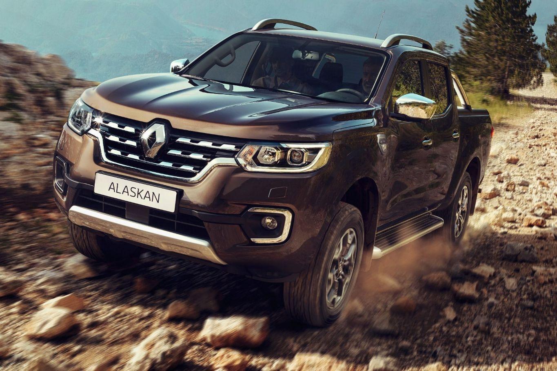 Renault Alaskan deve chegar ao mercado brasileiro em breve