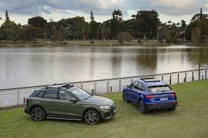Audi Q5 estreia carroceria Sportback e finalmente ganha mais tecnologia