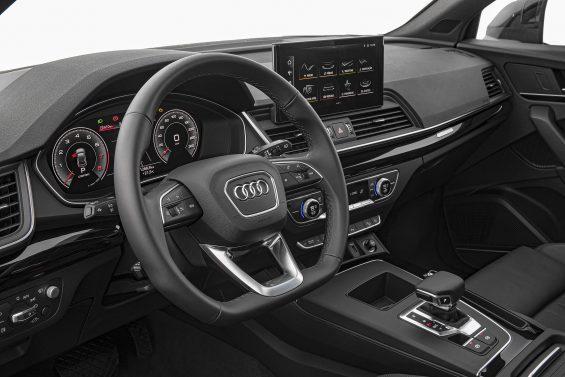 audi q5 sportback interior 005