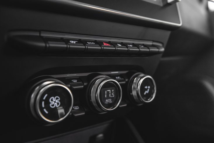 Ar condicionado Renault Duster
