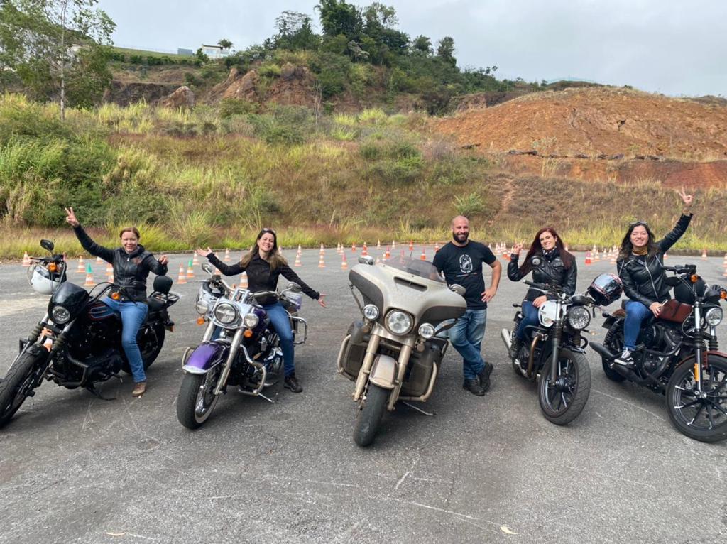 curso de pilotagem de motos 1