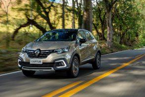 Captur 2022 estreia 'motor Mercedes' na linha Renault