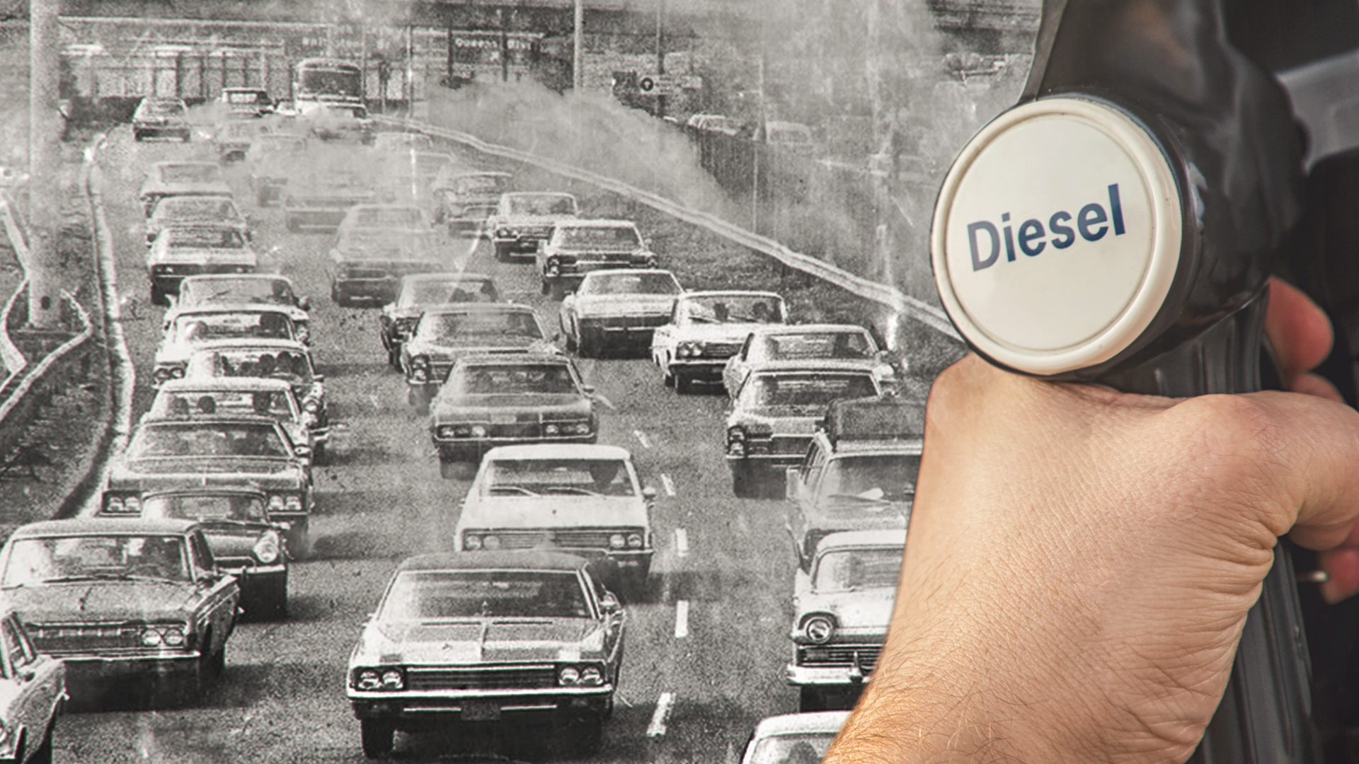 Proposta de Paulo Gamine consiste em fazer uso do diesel, combustível ainda mais poluente.