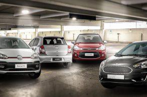 Carros de entrada podem acabar: fábricas preferem os mais caros