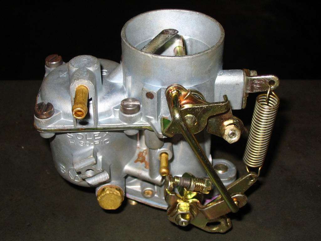 carburador solex
