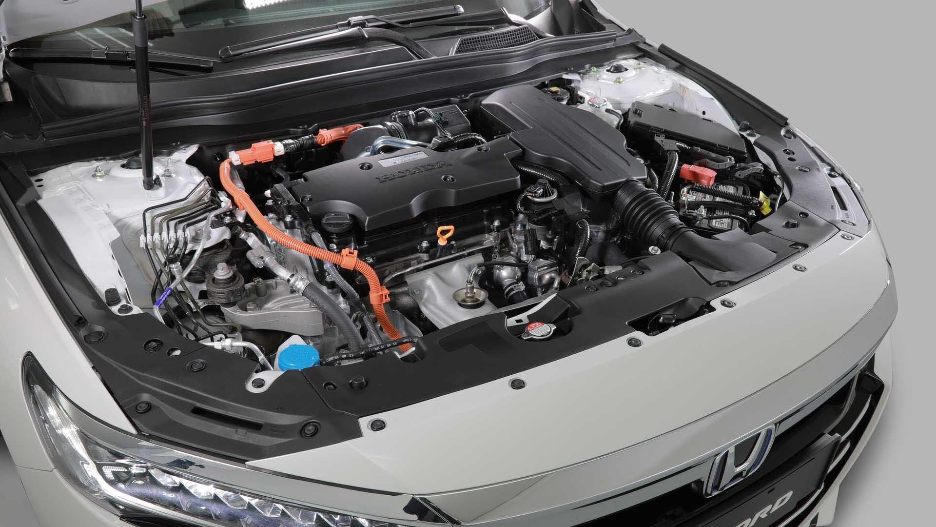 honda accord hibrido motor mecanica