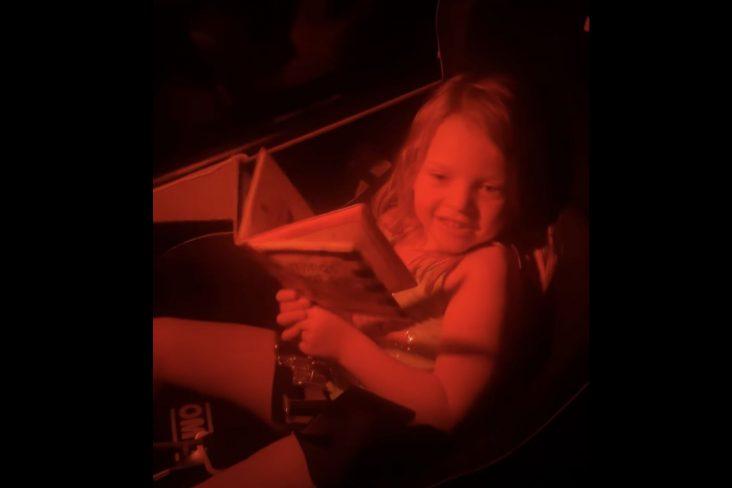 video copilota navegadora crianca rali