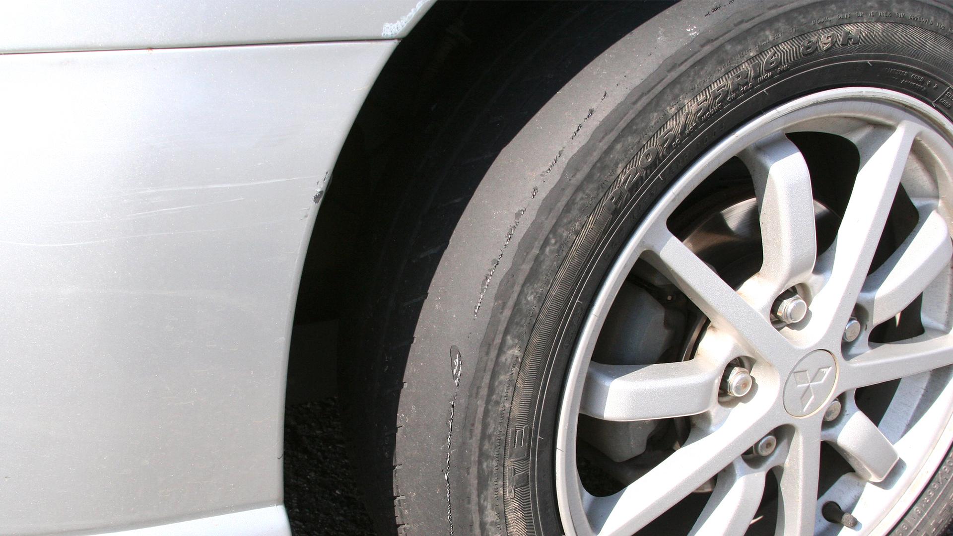 Atente-se aos pneus antes de pegar o carro para viajar