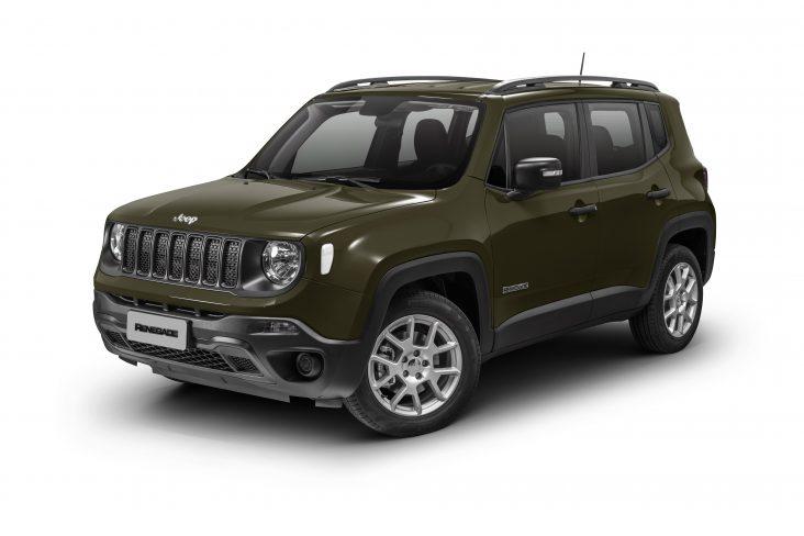 jeep renegade sport 2021