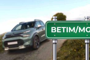 Citroën sendo testado...em Betim!