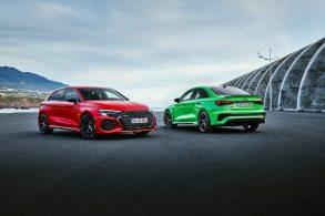 Novo Audi RS3 é revelado na Europa